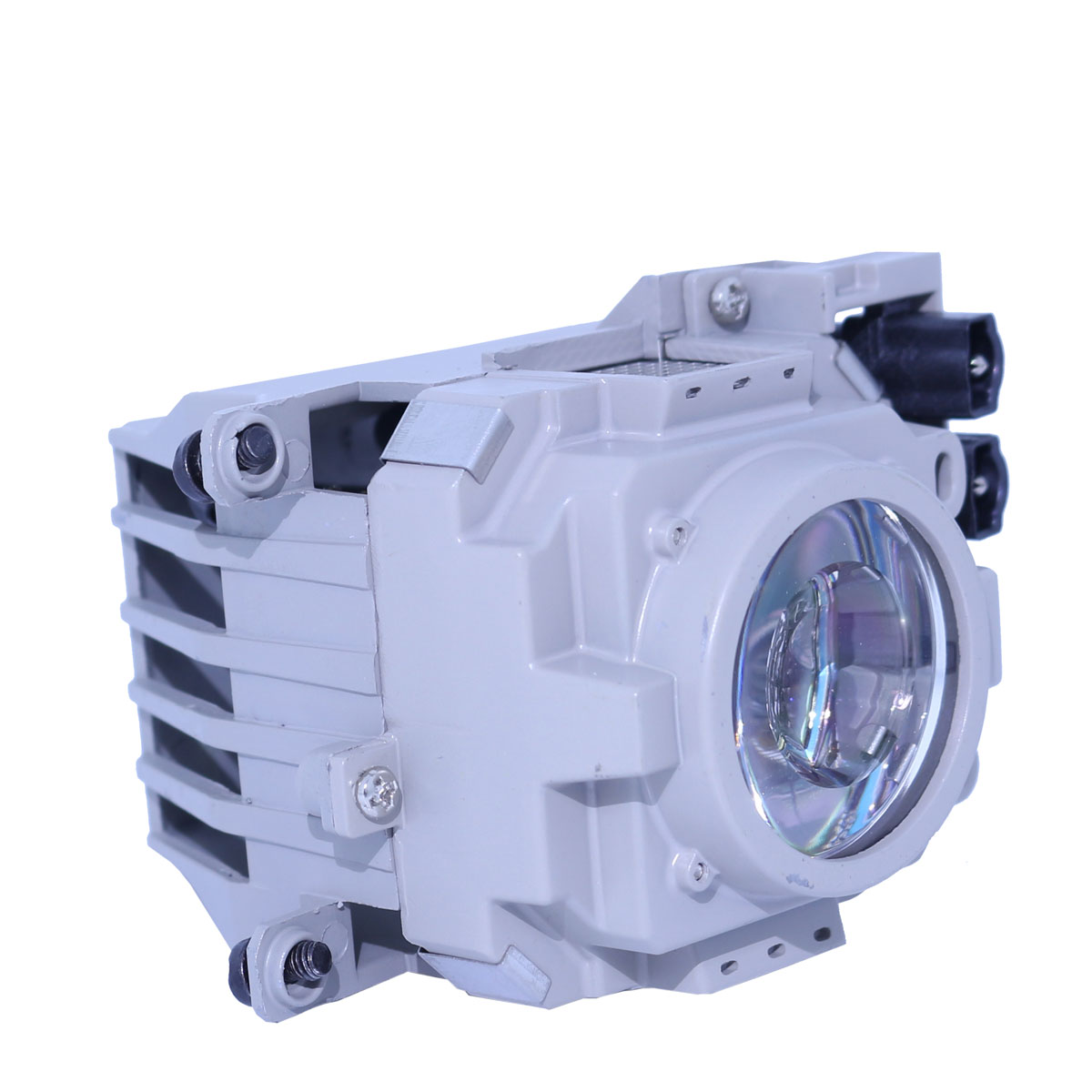 Original Philips Projector Lamp Replacement with Housing for Hitachi DXG1051 - image 3 of 5