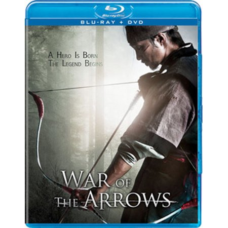 War of the Arrows (Blu-ray) (War Of The Arrows 2011 English Subtitles)