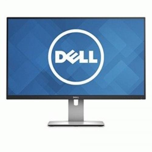 "Dell Ultrasharp U2715h 27"" Edge Led Lcd Monitor - 16:9 - 6 Ms - Adjustable Display Angle - 2560 X 1440 - 16.78 Million Colors - 350 Nit - 2,000,000:1 - Qhd - Hdmi - Displayport - Usb - 88 W - (u2715h)"