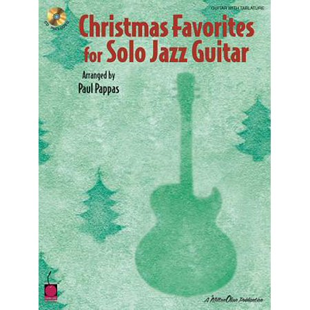 Christmas Favorites for Solo Jazz Guitar (Other)