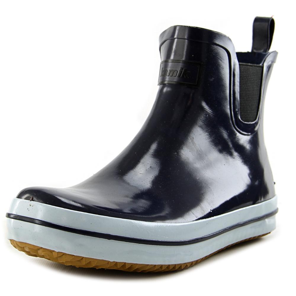 Kamik Sharonlo   Round Toe Synthetic  Rain Boot