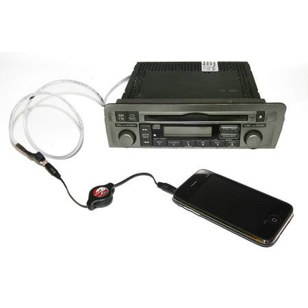 Honda Civic Hybrid 04-05 Radio - AM FM CD w Aux Input w Code - 39101-S5B-A210-M1 - Refurbished ()