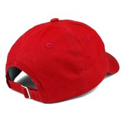 Trendy Apparel Shop Softball Dad Embroidered Soft Cotton Dad Hat ... 3865a1607448