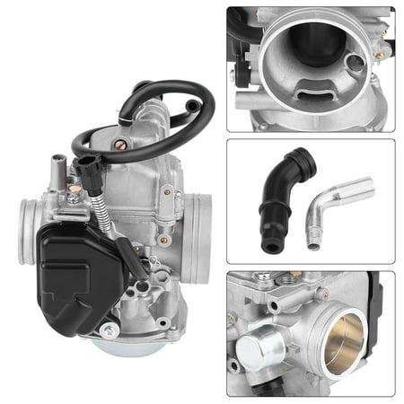 Sonew Carburetor Carb, Carburetor for TRX300 Fourtrax,Carburetor Carb Fits for Honda TRX300 300 Fourtrax 1988-2000 - image 11 of 12
