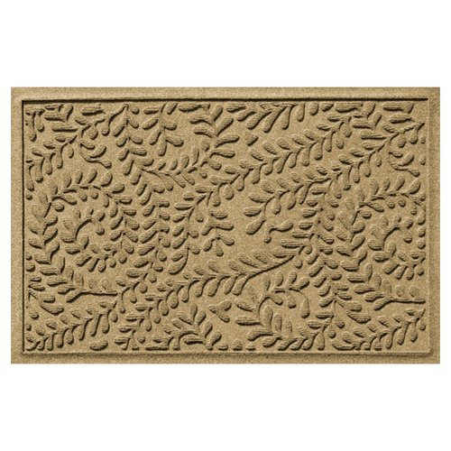 Bungalow Flooring Aqua Shield Boxwood Doormat