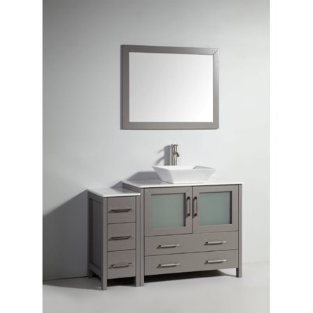 furniture 48 39 39 single bathroom vanity set with mirror