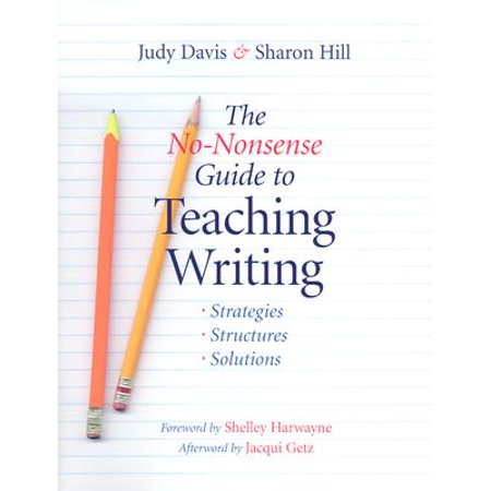 The No-Nonsense Guide to Teaching Writing : Strategies, Structures, and - Structured Media Wiring