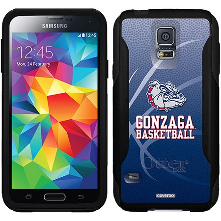 Gonzaga University Basketball Design On Otterbox Commuter Series Case For Samsung Galaxy S5