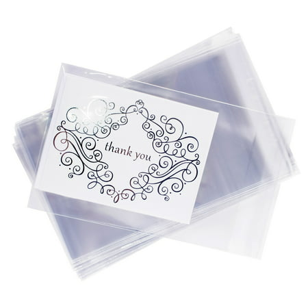 Small Cellophane Bags (5