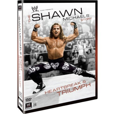 Wwe  The Shawn Michaels Story   Heartbreak And Triumph  Full Frame