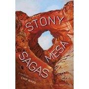Stony Mesa Sagas (Paperback)
