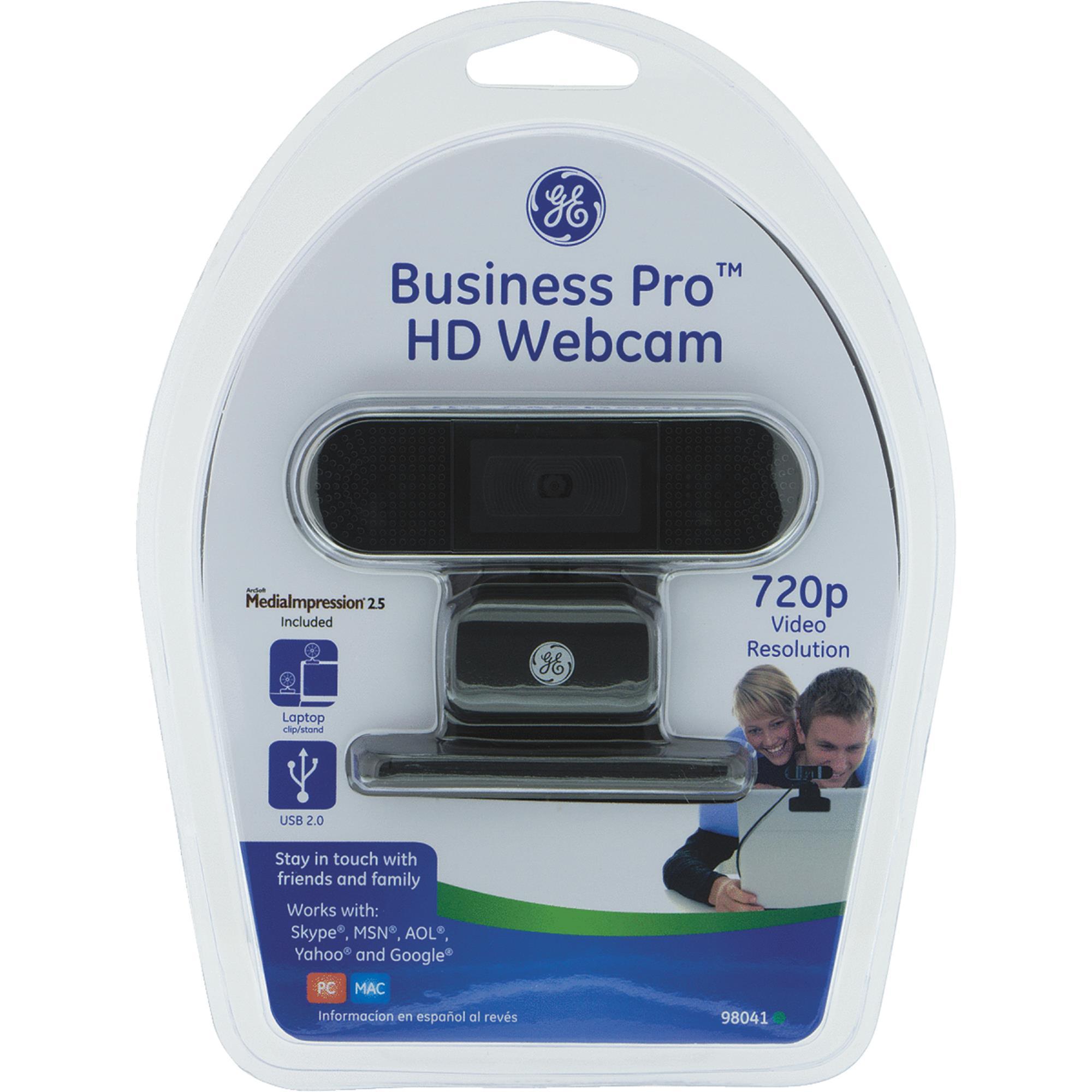 Business Pro HD Webcam (4 Mega Pixels)