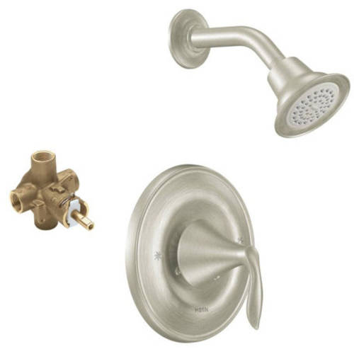 Moen Ksev-p-t2132epbn Eva Shower Faucet, Available in Various Colors