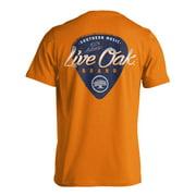 Live Oak Brand Guitar Pick T-Shirt