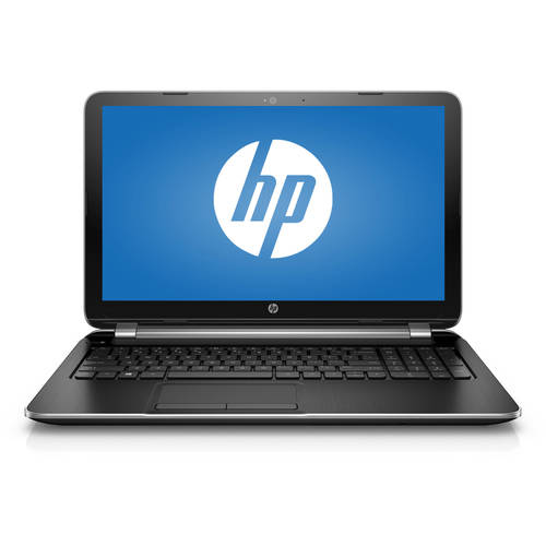 """HP Flyer Red 15.6"""" 15-f272wm Laptop PC with Intel Pentium N3540 Processor, 4GB Memory, 500GB Hard Drive and Windows 10 Home"""
