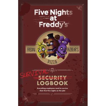 Survival Logbook (Five Nights at Freddy's)](Five Nights At Freddy's 4 Jumpscares Halloween)