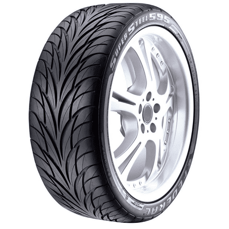 Federal SS595 High Performance Tire - 235/40R17 90V (265 35 22 Tires)