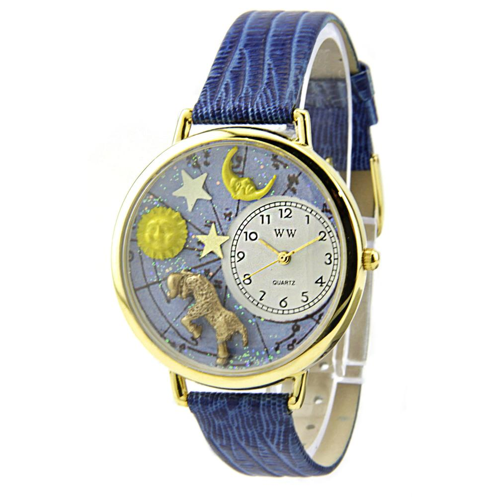 Whimsical Aries Stainless Steel  Women Watch