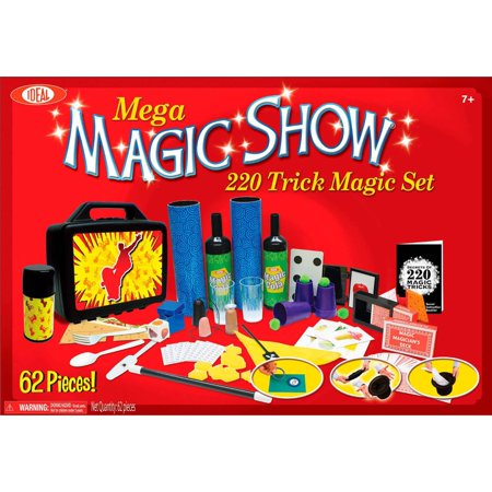 Ideal Mega Magic Show Kit - Magic Kit