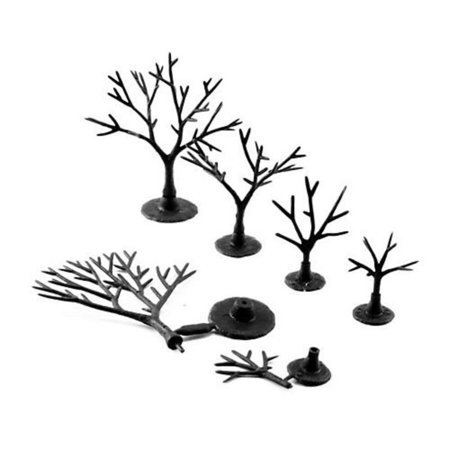 - 114 Piece Flexible Tree Armatures Set, WSTR1120 By Woodland Scenics