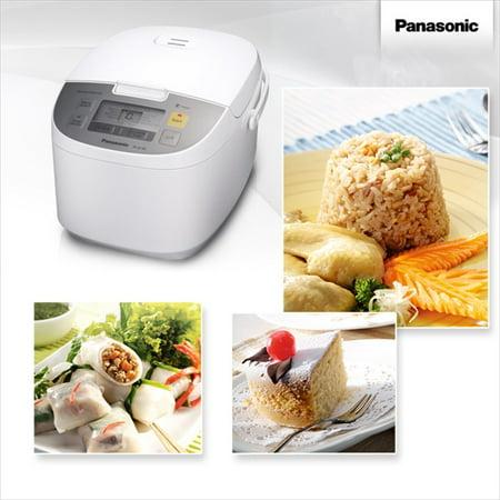 Panasonic SR-ZE185 Microcomputer Controlled Rice Cooker - Refurbished - image 3 of 3