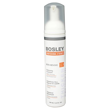 Bosley BosRevive Thickening Treatment For Color-Treated Hair 6.8