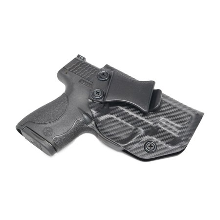 Concealment Express: S&W M&P Shield 9/40 IWB KYDEX (Best Cross Draw Concealment Holster)