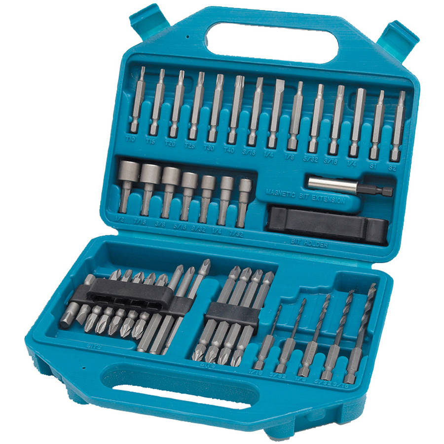 Performance Tool W1352 Drill Bit 45-Piece Set