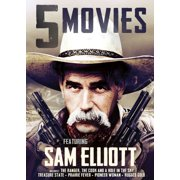 5 Western Movies ( (DVD)) by Platinum Disc