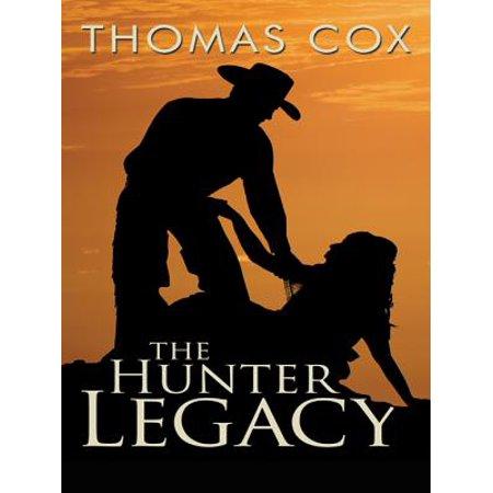 Legacy Hunter (The Hunter Legacy - eBook)