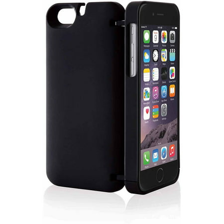 super popular 8ef2e f8a19 eyn Protective Case with Storage for Apple iPhone 6 Plus