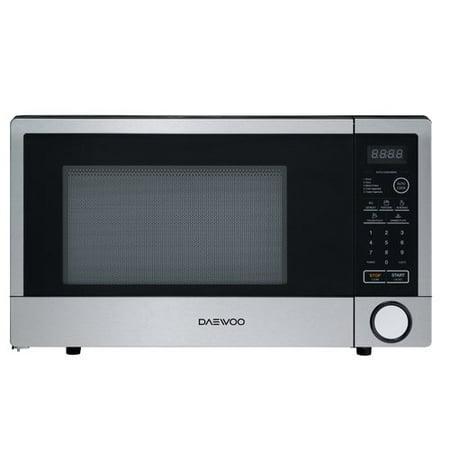 Daewoo KOR-1N5ES Microwave Oven 1.1 Cu. Ft.