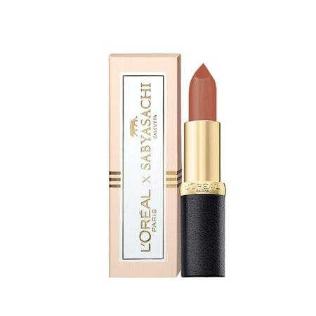 Moist Matte - L'Oreal Paris Color Riche Moist Matte Lipstick, 248 Flatter Me Nude, Sabyasachi Collection, 3.7g