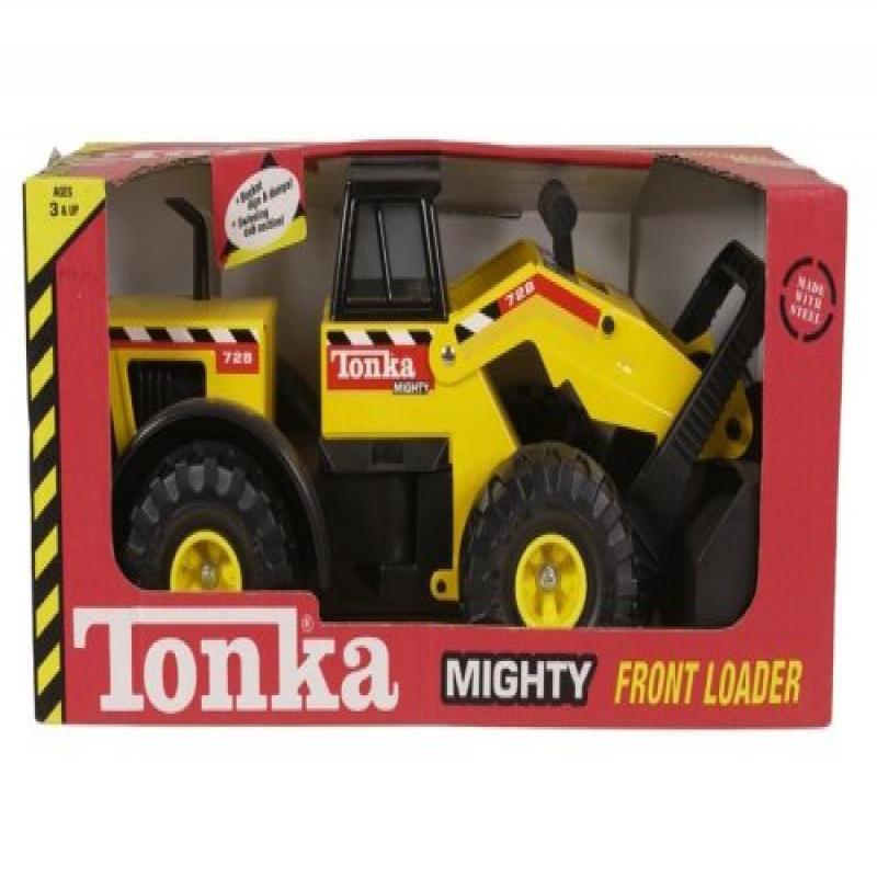 Tonka Mighty Front Loader by Hasbro