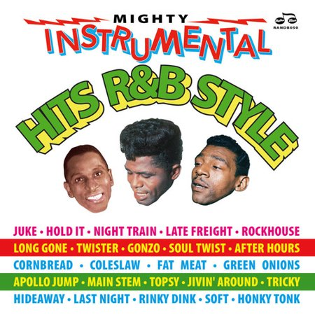 Mighty R&b Instrumental Hits 1942-1963