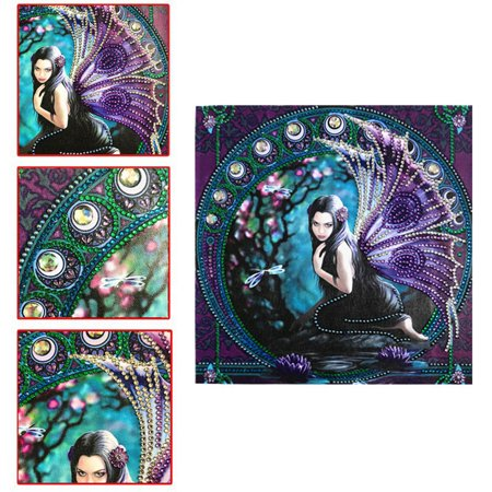 5D DIY Diamond Painting Seasons Tree Mosaic Portrait Special Diamond Embroidery Animals Painting Cross Stitch Kit Home Wall Decor