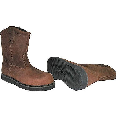 Brahma - Men's Hutch II Steel-Toe Work Boots