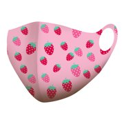 My Mask Breathable Comfortable Reusable Face Covering Mask - Strawberries