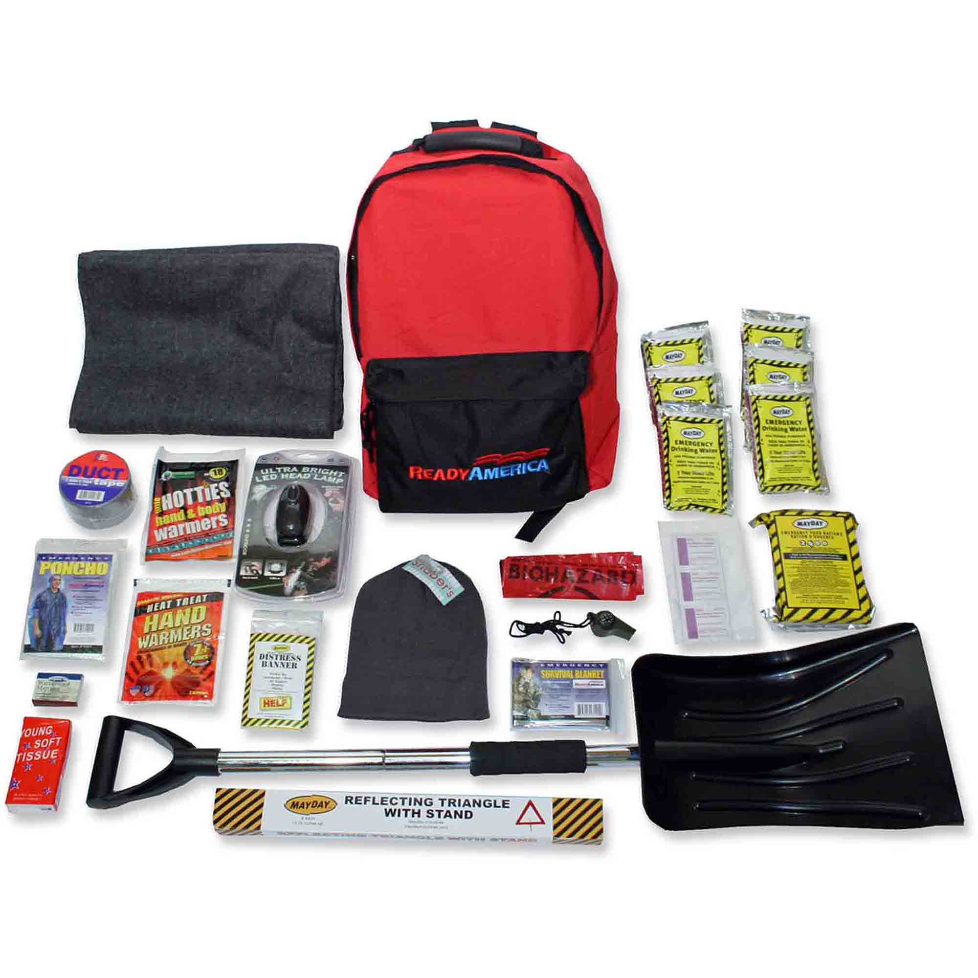 Ready America Emergency 1-Person Cold Weather Survival Kit