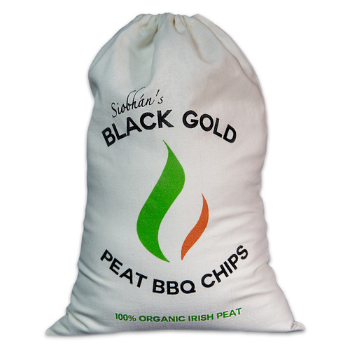 Siobhan's Black Gold BBQ Chips