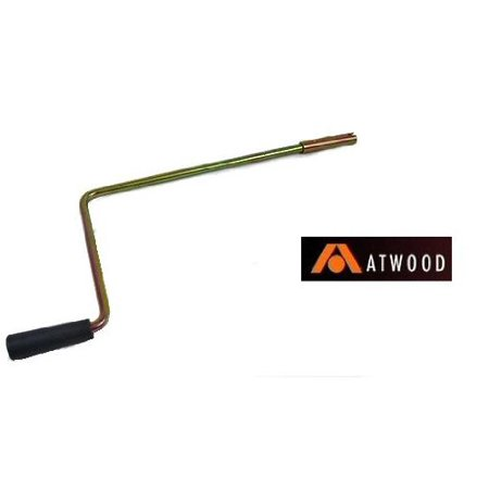 Atwood 70920 Crank Handle For 5Th Wheel Landing (Faith Gear)