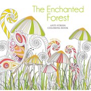 The Enchanted Forest Coloring Book (Paperback)
