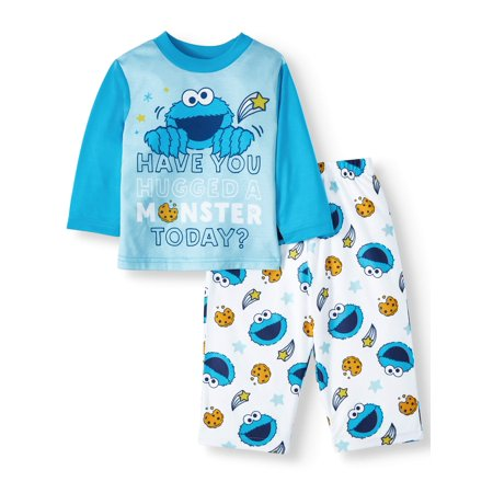 Long Sleeve Top & Pant, 2pc Pajama Set (Baby Boys)