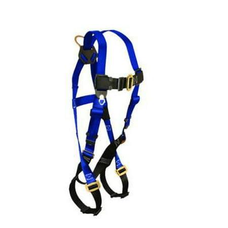 Fall Arrest Rope - FallTech 7015 Full Body Safety Fall Arrest Harness