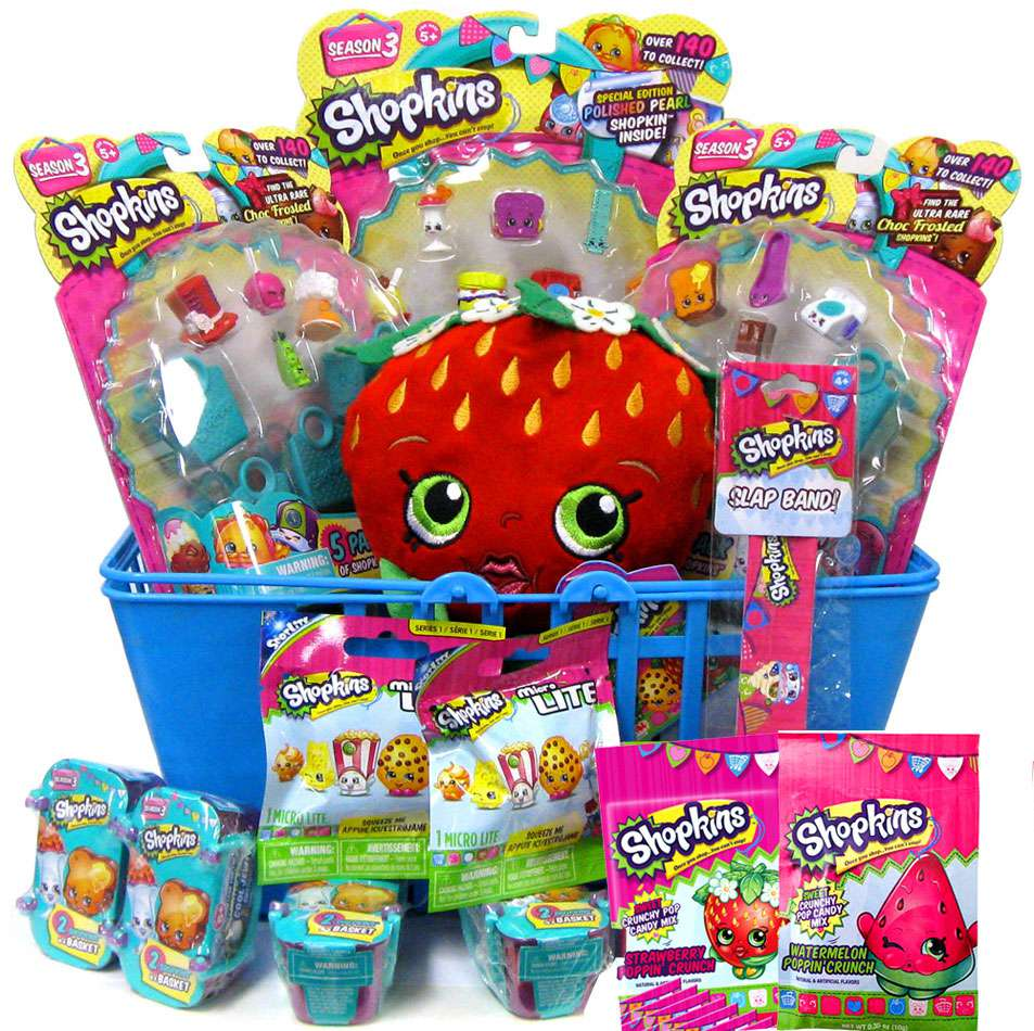 Shopkins 2015 Deluxe Holiday Gift Set
