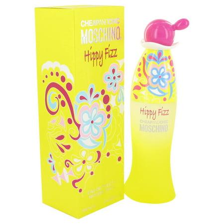 Moschino Moschino Hippy Fizz Eau De Toilette Spray for Women 3.4 oz