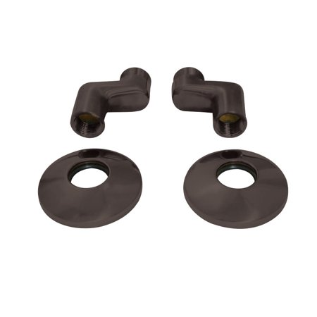 Elements Of Design KSEL213 Two Elbows for Adapting Faucet California Faucets Supply Elbow