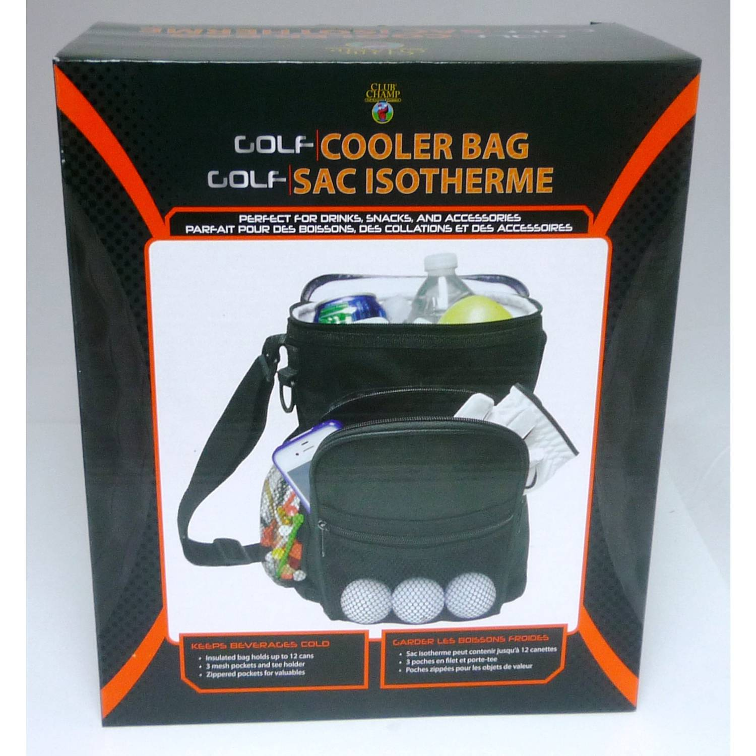 Club Champ Golf Cooler Bag