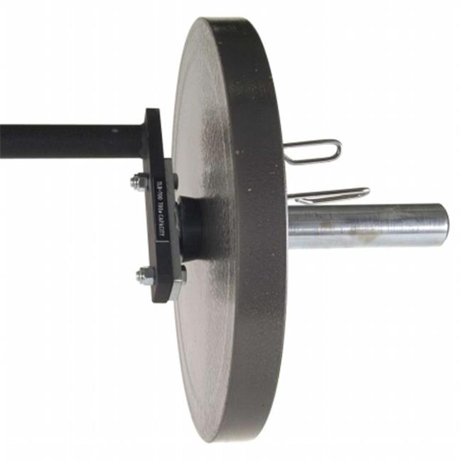 Oncore Power Systems Cambered Squat Bar