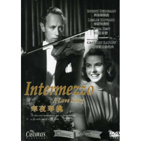 Intermezzo-A Love Story (DVD) (Best Title For Love Story)